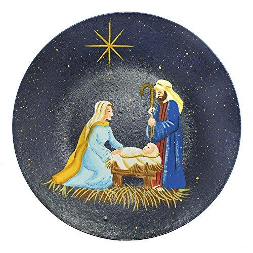 Nativity Plate - 4