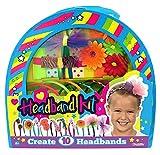 Kangaroos Kids Fashion Headbands Kit, 134 Pieces