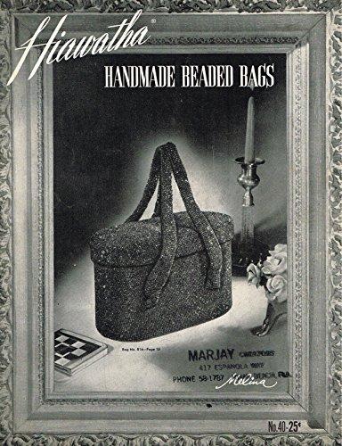Hiawatha HANDMADE BEADED BAGS – Catalog No. 40