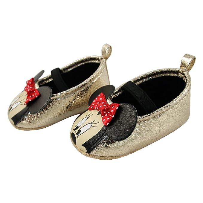 Amazon.com: Disney - Zapatillas de bebé para niña con diseño ...