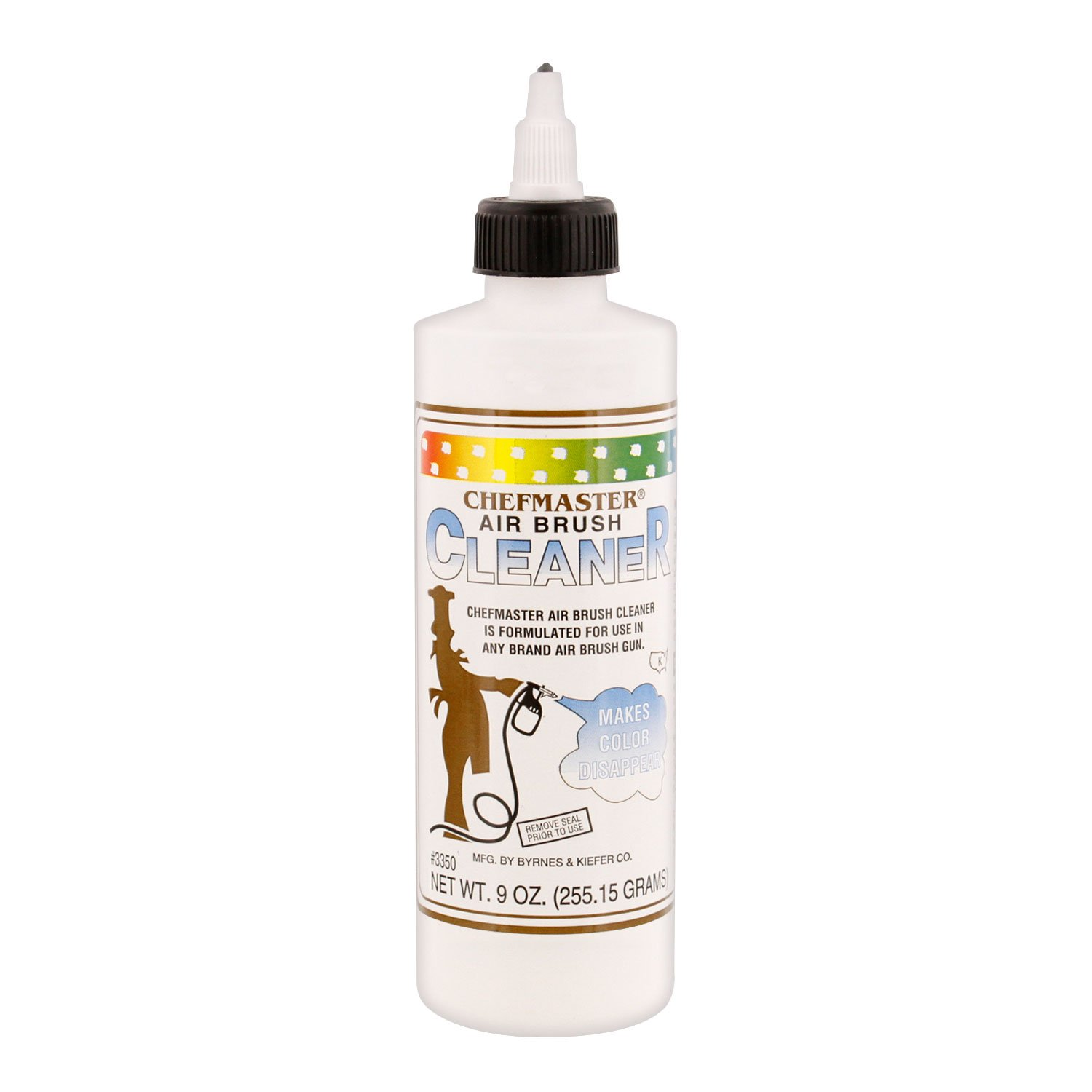 U.S. Cake Supply 9-Ounce Airbrush Cleaner