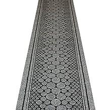 Cork Grey - Long Hall & Stair Carpet Runner by Carpet Runners UK