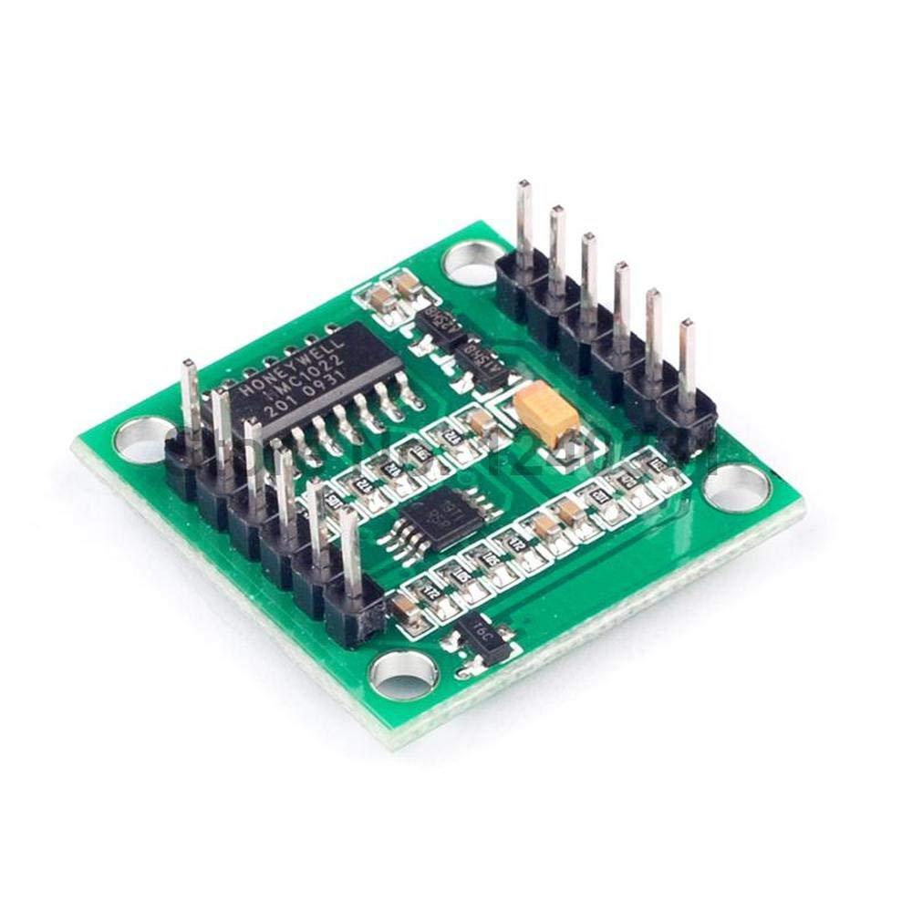 5V GPS Navigation 1PCS GY-26 High-Precision High-Sensitivity Digital Electronic Compass Sensor Module DC3V