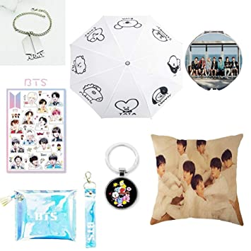 Amazon.com: Youyouchard BTS Bangtan Boys, BTS Umbrella+ ...