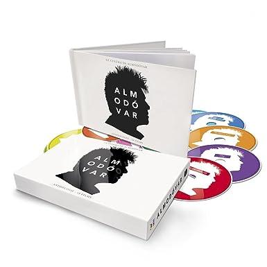 Anthologie Almodóvar ! 17 Blu-ray + 1 DVD