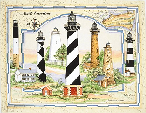 American Lighthouse Puzzle - 9