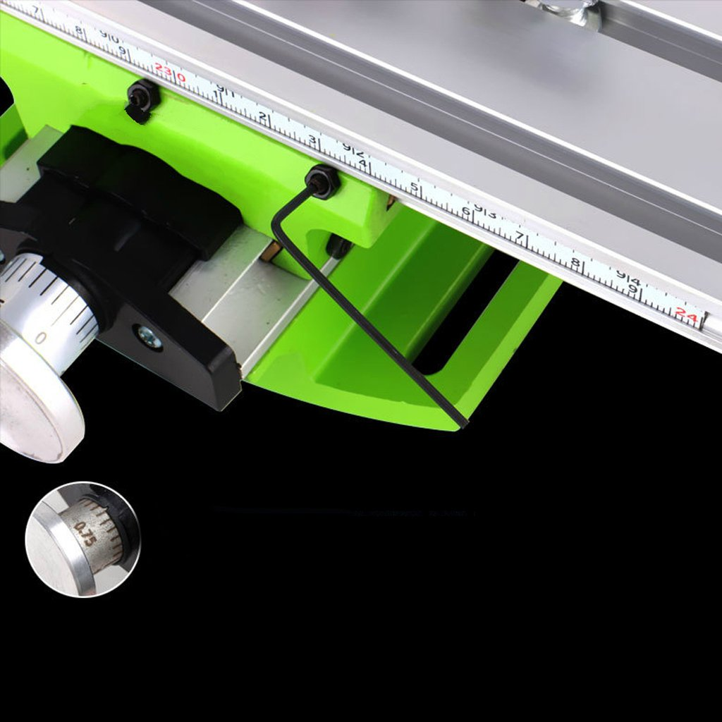 MonkeyJack Multifunction Worktable Compound Milling Working Table Bench Drill Vise by MonkeyJack (Image #7)