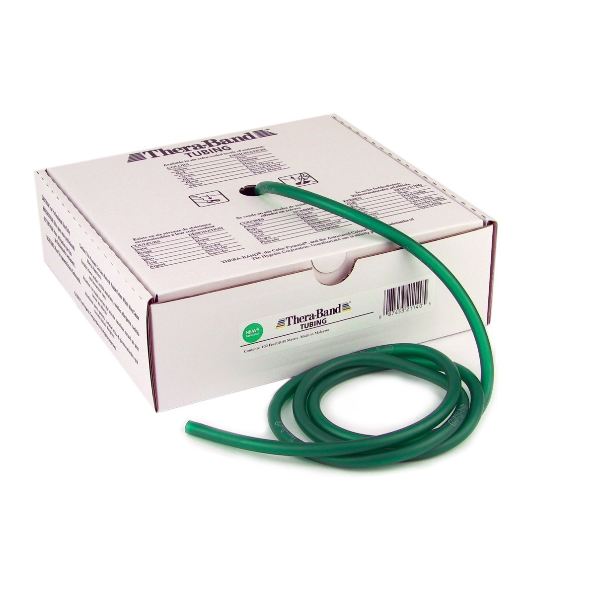 Tubing with Dispenser Box Size / Color: Medium / Green