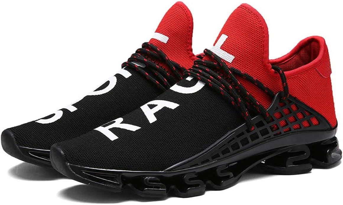 Zapatillas deportivas para hombre con suela suave y transpirable: Amazon.es: Zapatos y complementos