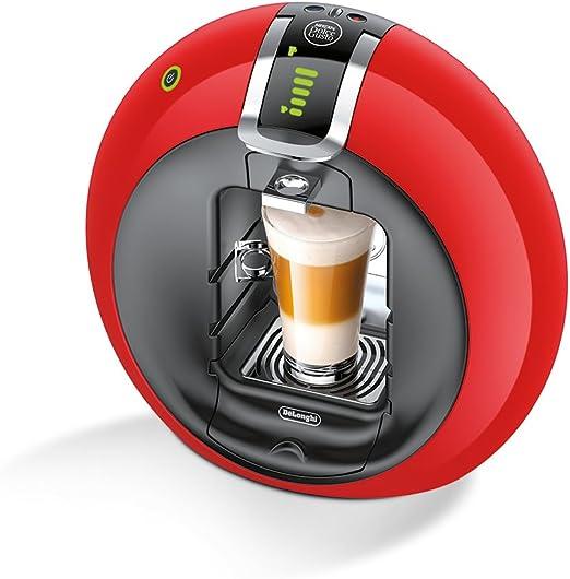 DeLonghi EDG605.R - Cafetera, 15 bares, color rojo: Amazon.es: Hogar