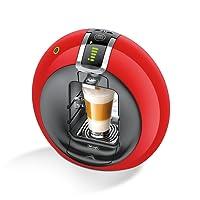 DeLonghi Nescafé Dolce Gusto Circolo EDG 605.R Kaffeemaschine (1500 W, automatisch)