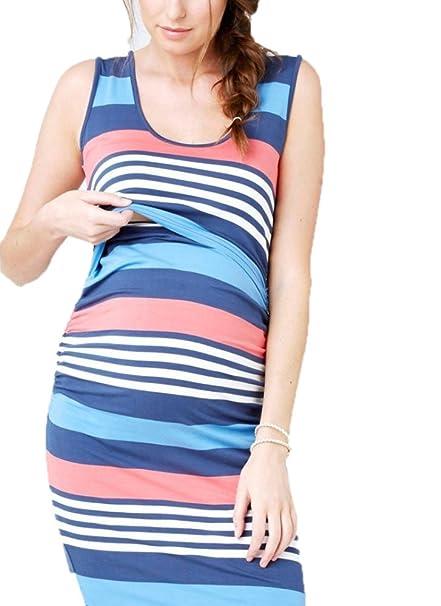 Vestidos para embarazadas delgadas