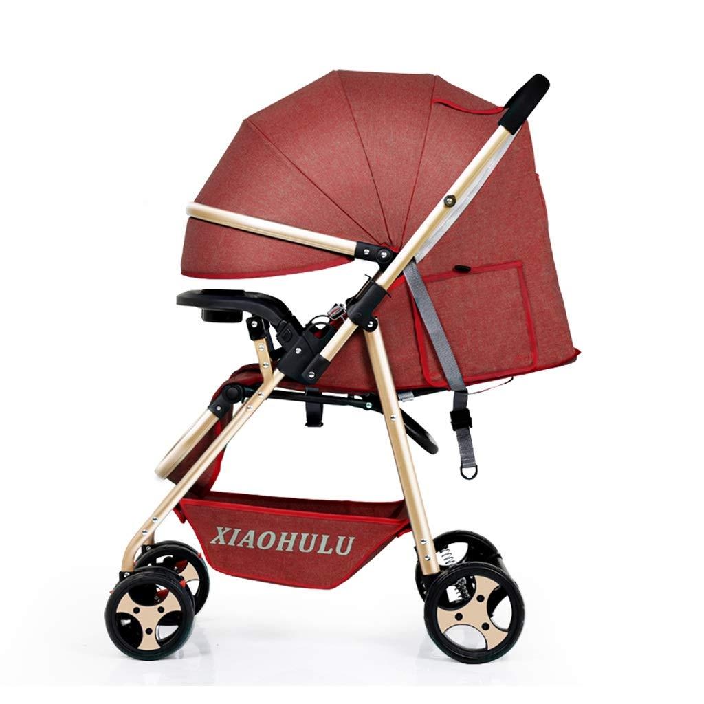 Paseo Carritos y sillas Cochecito de bebé Silla portátil ...