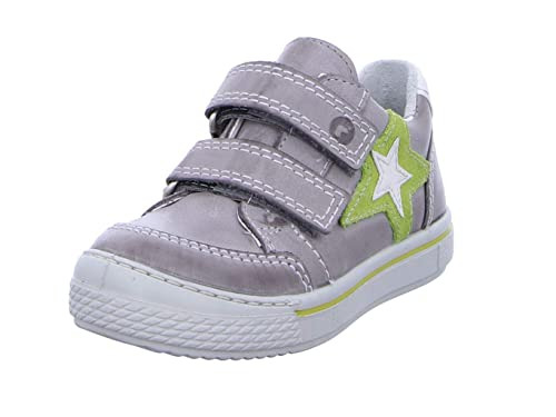 RICOSTA SCHUHE HALBSCHUHE Sneaker Velours Leder Gr. 39 Weite