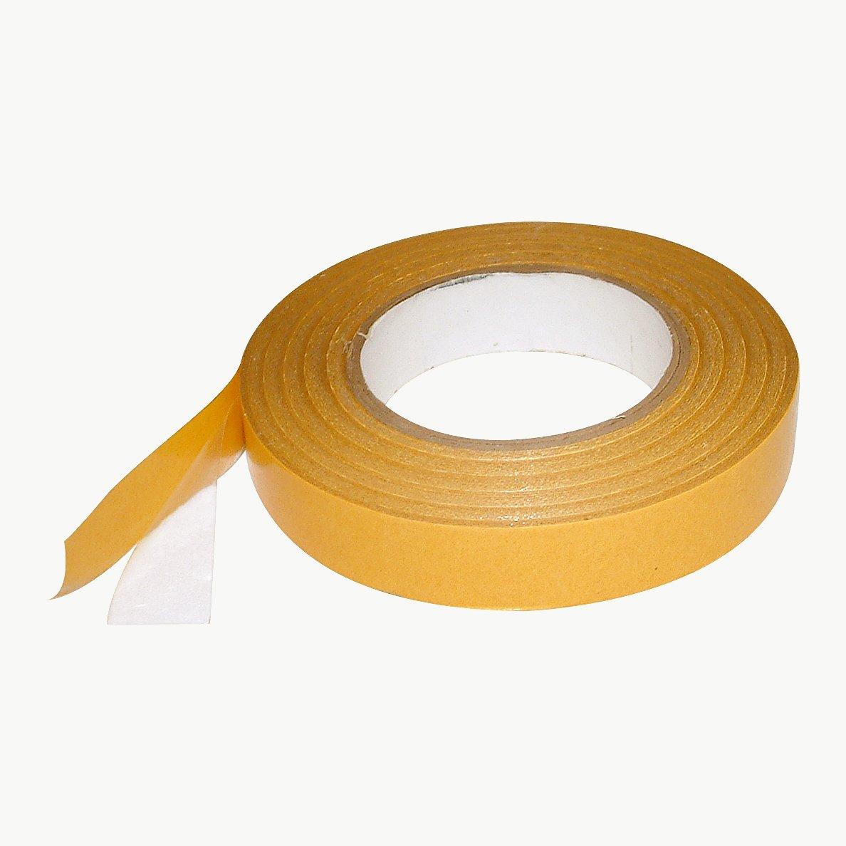 jvcc dc-4109rs Película de revestimiento de doble doble doble cinta [adhesivo acrílico] (60 metros de largo), Blanco 89308d
