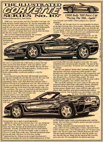 1998 Corvette Indy Pace Car - 5