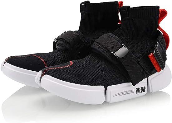 LI-NING Men Basketball Culture Shoes