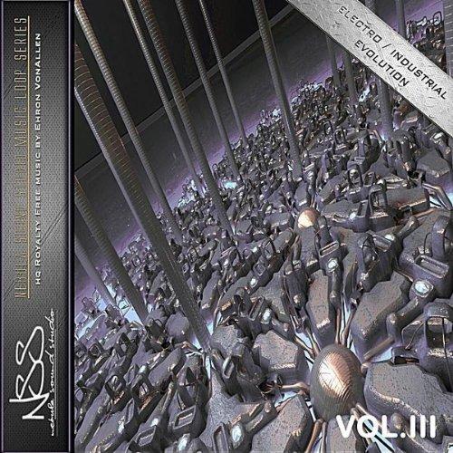 Alien Rights Drum Series - 11 (Drum Loop Techno)