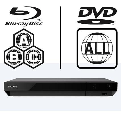 Sony UBP-X700 Smart 3D 4K Ultra HD WiFi Dolby Atmos: Amazon co uk