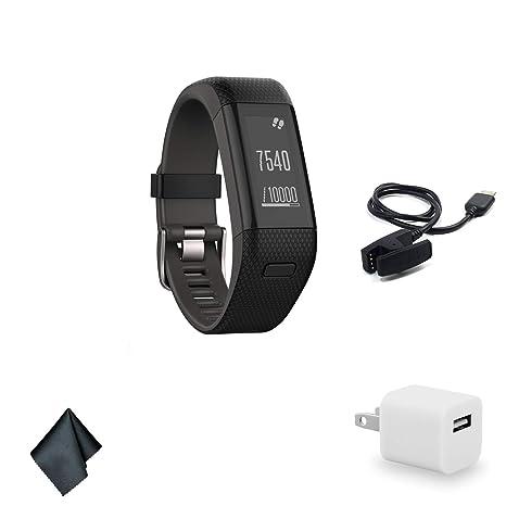Amazon.com: Garmin vívosmart HR+ - Reloj de pulsera de ...