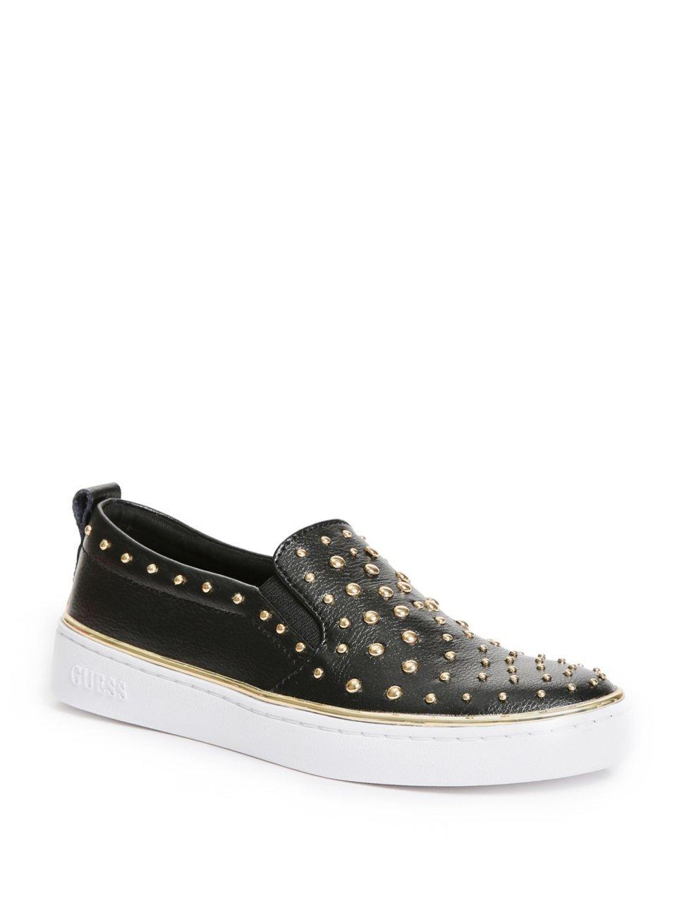 GUESS FLGOE1 LEA12 Zapatos Mujeres 38 EU|Negro