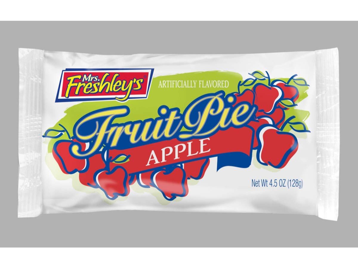 Mrs.Freshleys Apple Pie Snack, 4.5 Ounce -- 48 per case.