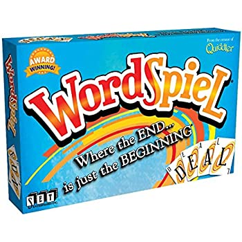 WordSpiel Card Game
