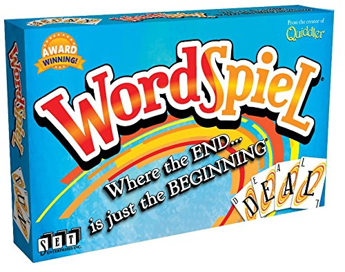 SET Enterprises WordSpiel Card Game by SET Enterprises (Image #5)