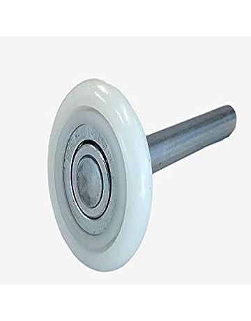 """New Garage Door Rollers LONG 7/"""" STEM Premium Nylon for windload doors ~ 10 QTY"""