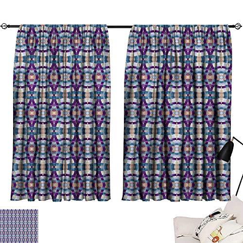 - Hariiuet Sheer Curtains Seamless Wallpaper pattern13 72