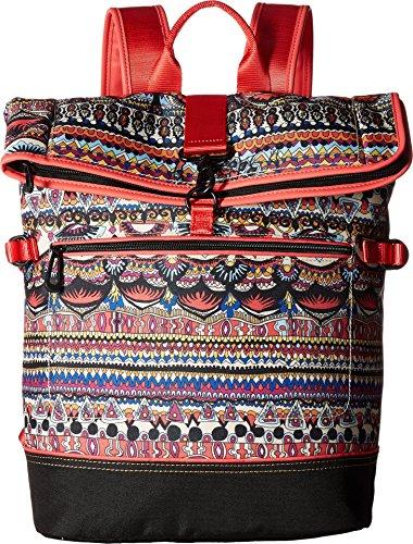 Explorer Adventure Backpack (Sakroots New Adventure Explorer Roll Top Backpack (Camel One World))