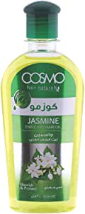 Cosmo Cosmo Jasmine Enriched Hair Oil, 200ml
