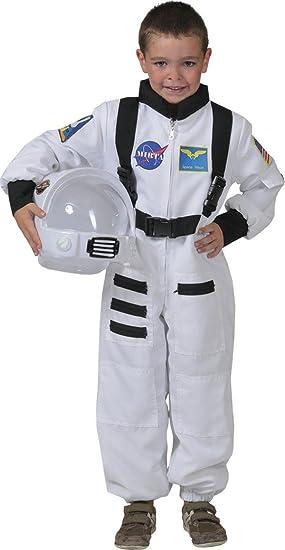 Disfraz astronauta blanco niño - De 3 a 4 años: Amazon.es ...