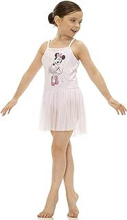 Disney Princess Toddler Girls' Ballet Minnie Mouse Pink Camisole Dress (2T)