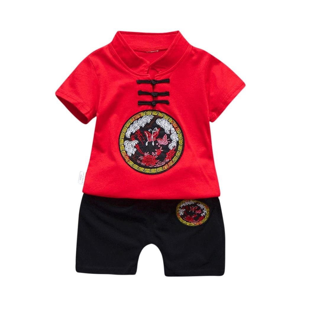 Memela Exclusive Special Boys Embroidery Colthes Set