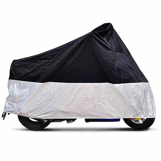 183 opinioni per CARCHET® Telo Coprimoto Copri Scooter Moto Impermeabile Antipolveri Nero 245cm