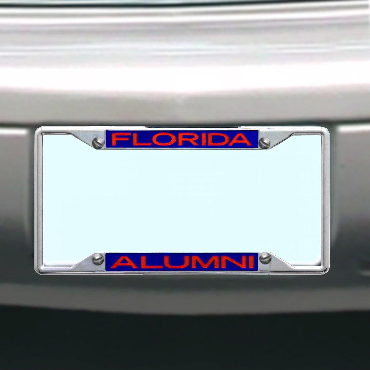 Amazon.com : NCAA Florida Gators License Plate Frame Alumni : Sports ...