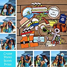 Cruise Ship Photo Booth Props