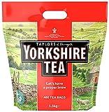 Taylors of Harrogate Yorkshire Tea, 480 Teabags, 1.5kg