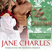 A Lass for Christmas: Tenacious Trents, Book 3   Jane Charles