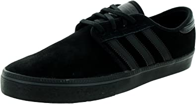 adidas Seeley Pro ADV Black Skate Shoes