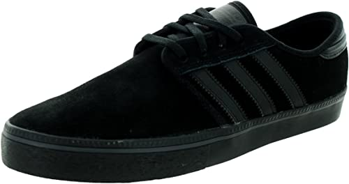 adidas Seeley Pro ADV Black Skate Shoes