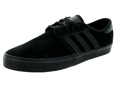 331685636c97 adidas Seeley Pro ADV Black Skate Shoes-8