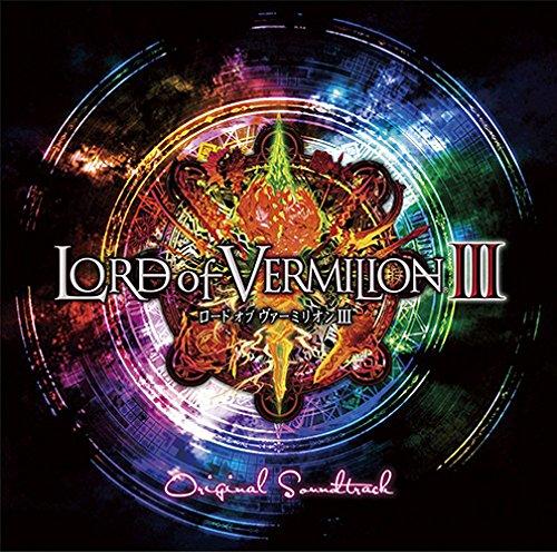 LORD OF VERMILION III ORIGINAL SOUNDTRACK