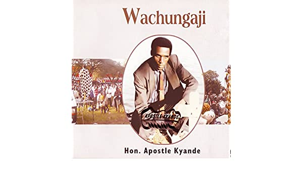 Wachungaji by Hon  Apostle Kyande on Amazon Music - Amazon com