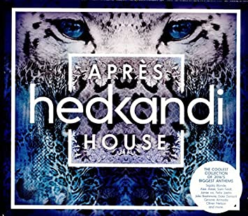 Hed Kandi: Apres House by VARIOUS ARTISTS