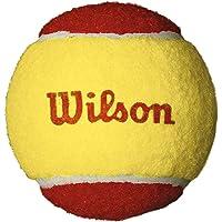 Wilson Starter Red 12'Li Yumuşak Sarı-Kırmızı Tenis Topu Seti