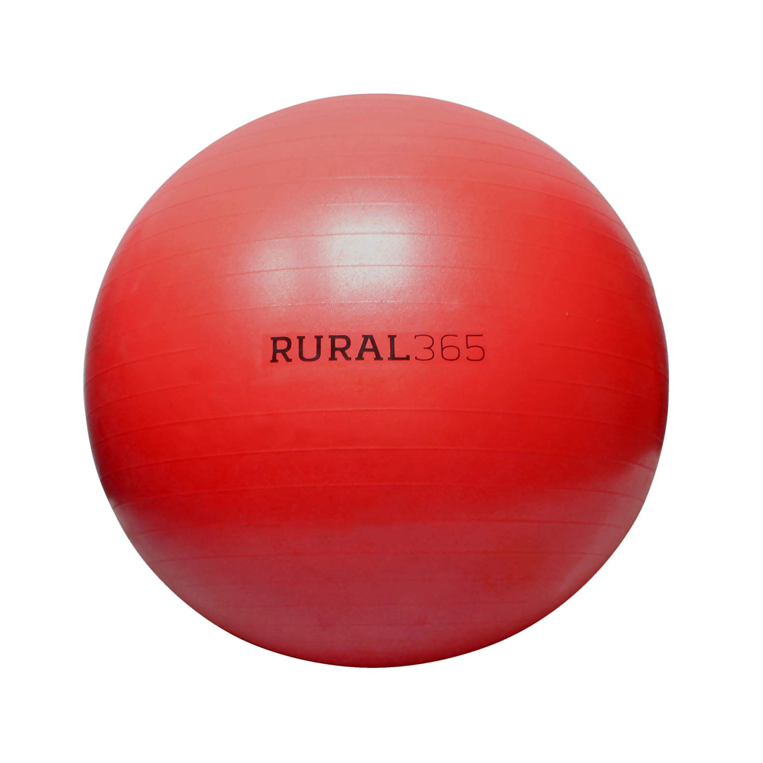 Red 30 Inch Red 30 Inch Rural365   Large Horse Ball Toy in Red, 30  Inch Ball Anti-Burst Giant Horse Ball – Horse Soccer Ball, Pump Included