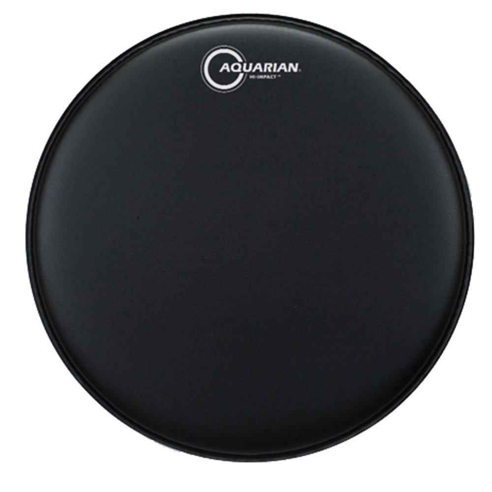 2019春の新作 AQUARIAN BLACK ドラムヘッド ブラック HIP14BK BLACK 14インチ 14インチ ブラック B0073Q1260, Love Journey:9a857d7c --- newsdarpan.in