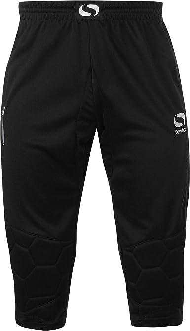 Sondico Hombre Pantalones De Portero 3 4 Amazon Es Ropa Y Accesorios